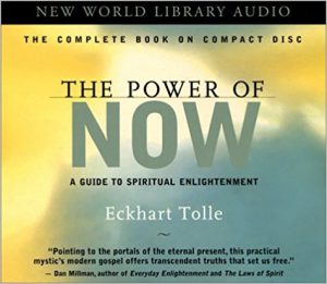 Eckhart Tolle's Amazing Book: The Power Of Now- A Guide To Spiritual Enlightenment, Click here to purchase now