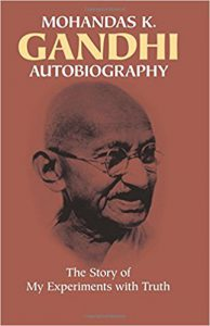 Mahandas Gandhi Autobiography Book- The Story Of My Experience With Truth- Click here to purchase now