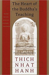 Thich Nhat Hank Book: The Heart Of Buddha's Teaching- Click here to purchase now
