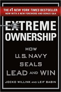 Jocko Willink and Leif Babin Book: Extreme Ownership- How Navy Seals Lead and Win- Click here to purchase now