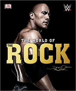Dwayne Johnson Book: The World Of The Rock- Click here to purchase now