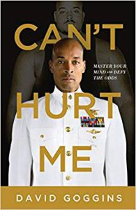 david goggins book-can't hurt me