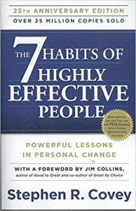 Stephen R Covey Book: The 7 Habits Of Highly Successful People- Click here to purchase now