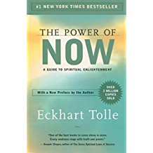 Ecfhart Tolles Book: The Power Of Now- Click here to purchase now