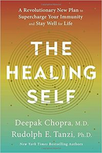 Deepaks Book; The Healing Self-Click Here To Purchase Now