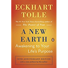 Eckhart Tolles Book: A New Earth- click here to purchase now